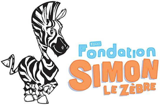 Simon Le Zèbre logo